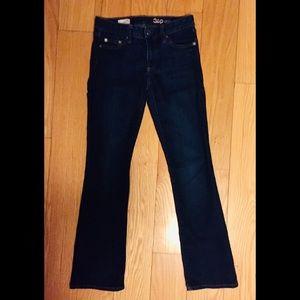 EUC Women's Gap Perfect Bootcut Jeans